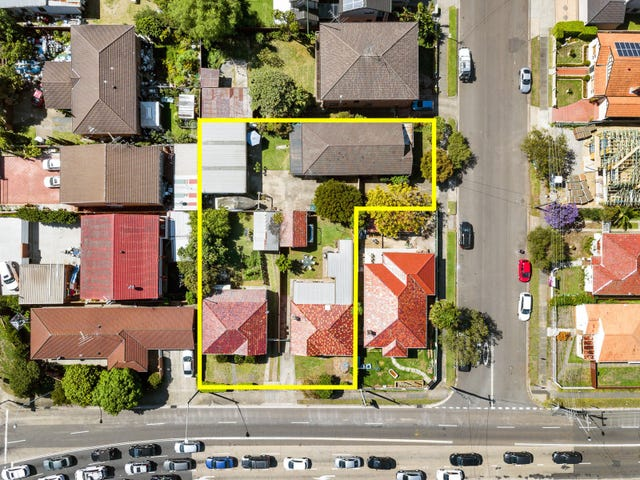 68 & 70 Park Road & 13 John Street, Kogarah Bay, NSW 2217