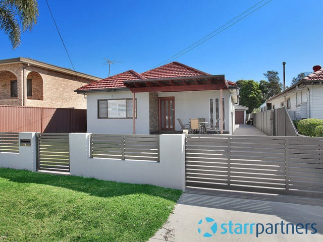 72 Wolseley Street, Guildford, NSW 2161