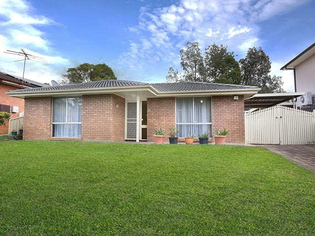 32 Kisdon Crescent, Prospect, NSW 2148