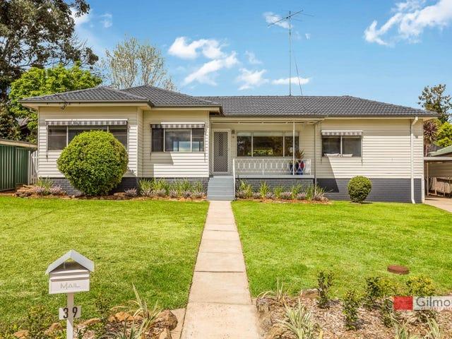 39 Annabelle Crescent, Kellyville, NSW 2155