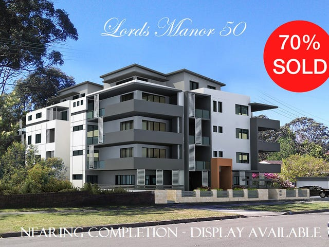 48-50 Lords Avenue, Asquith, NSW 2077