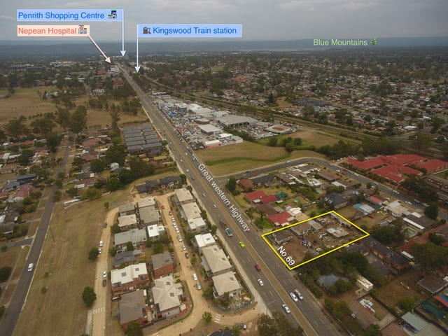 67 & 69 Great Western Highway, Kingswood, NSW 2747