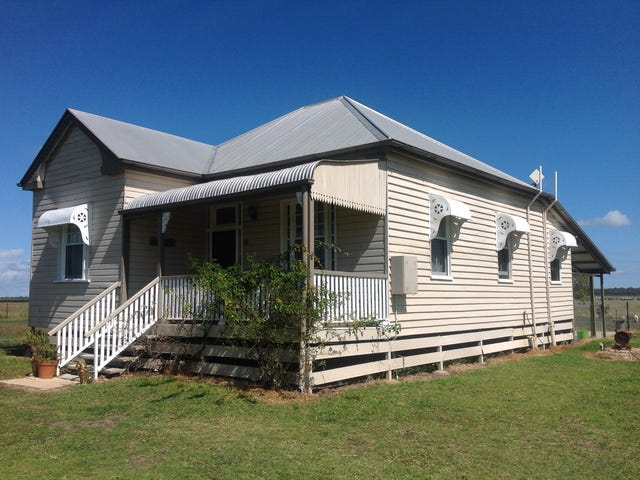 532 Dungannon Road, Sandy Camp, Qld 4361