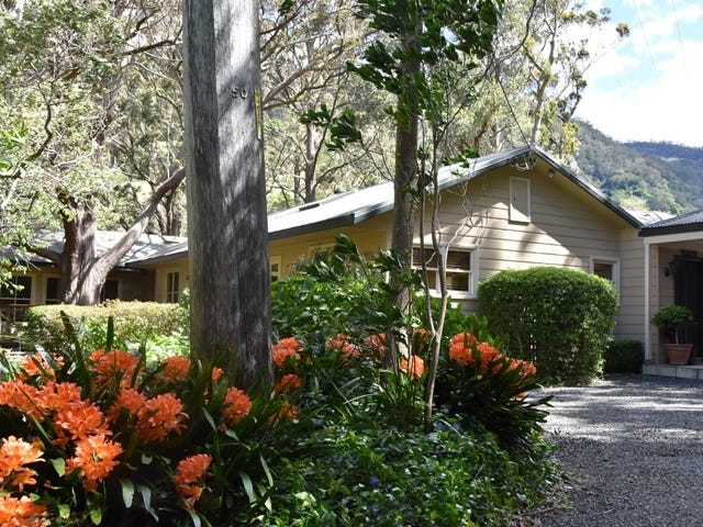 317 MINNAMURRA FALLS ROAD, Jamberoo, NSW 2533