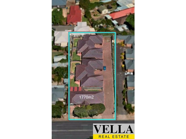 64 Newton Road (5 Units For Sale), Campbelltown, SA 5074