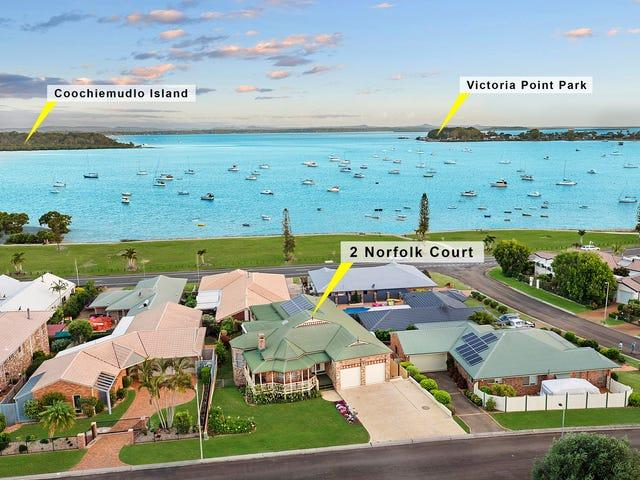 2 Norfolk Court, Victoria Point, Qld 4165