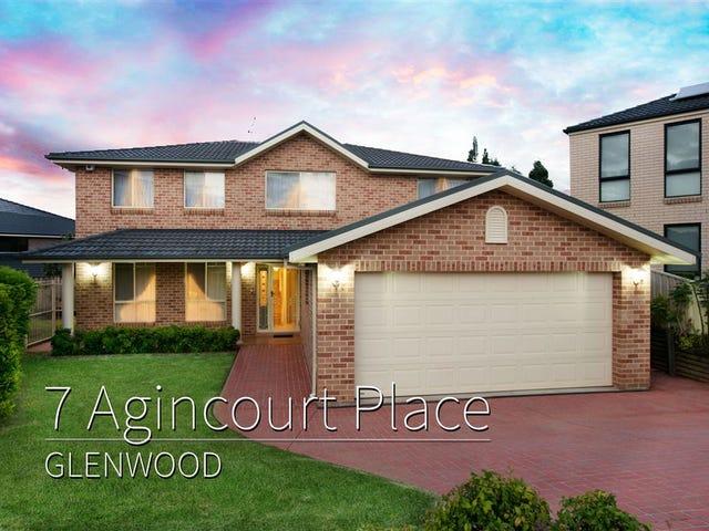 7 Agincourt Place, Glenwood, NSW 2768