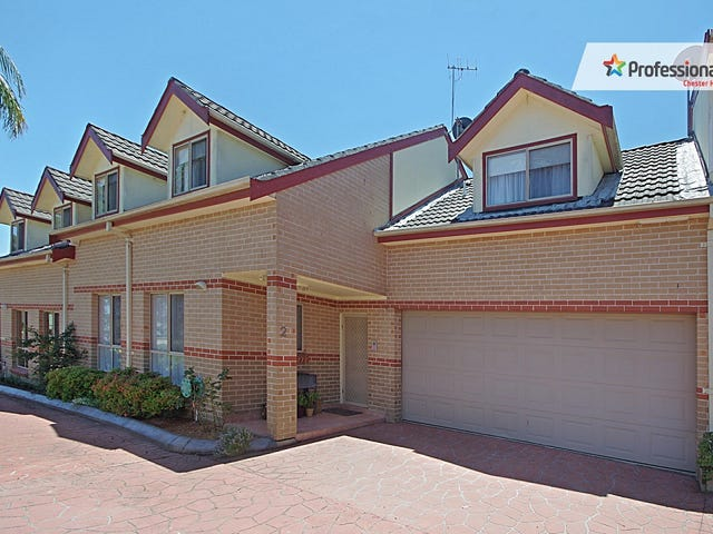 2/20 Strickland Street, Bass Hill, NSW 2197