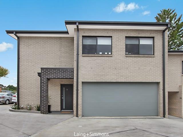 1/3 Graham Crescent, Baulkham Hills, NSW 2153