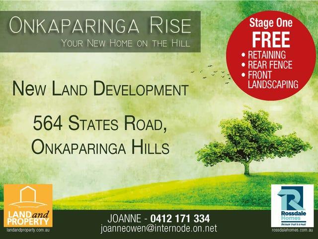 564 States Road, Onkaparinga Hills, SA 5163