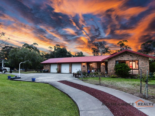 291 Blaxlands Ridge Rd, Kurrajong, NSW 2758