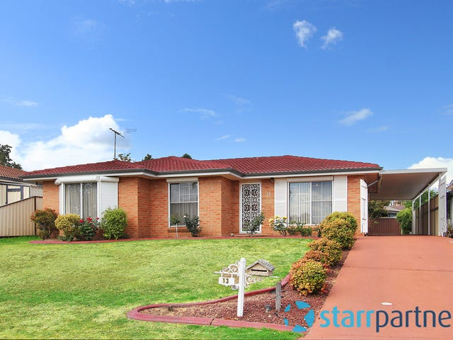 13 Carpenter Place, Minchinbury, NSW 2770
