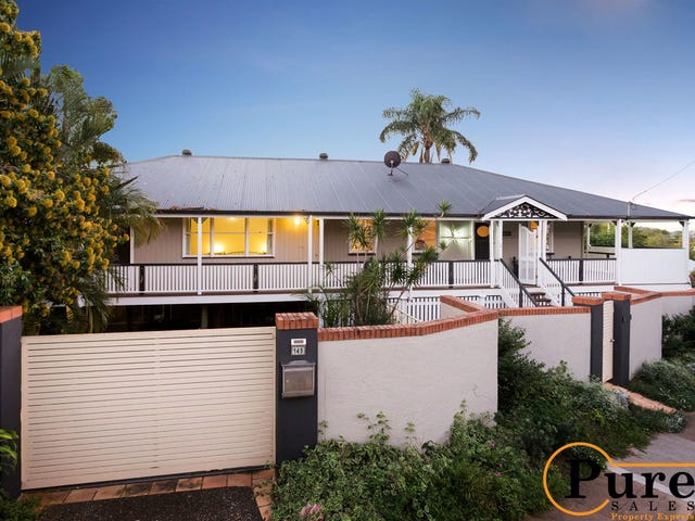 145 Kennedy Terrace, Paddington, Qld 4064
