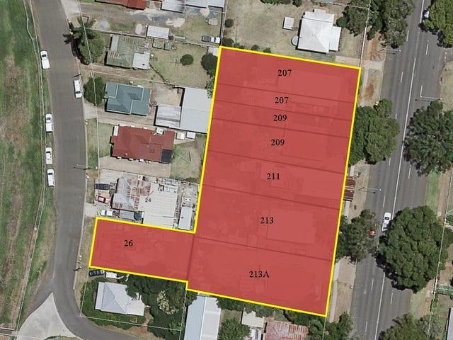 207-213A Ruthven Street, North Toowoomba, Qld 4350