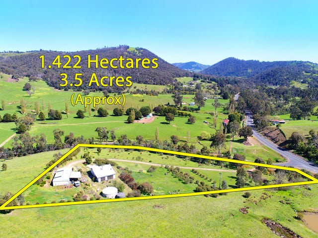 1370 Break O'Day Road, Flowerdale, Vic 3658