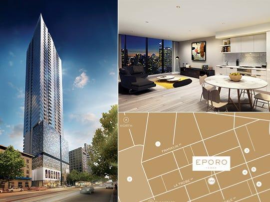 1607/279-289 La Trobe Street, Melbourne, Vic 3000