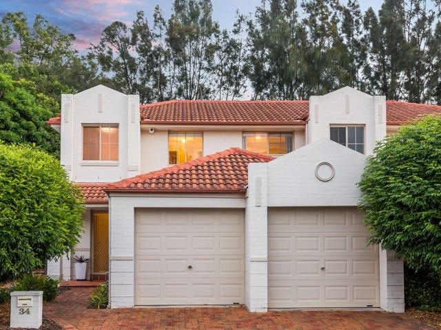 34/17 Conie Avenue, Baulkham Hills, NSW 2153