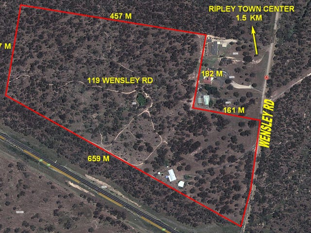 119 Wensley Rd, Ripley, Qld 4306