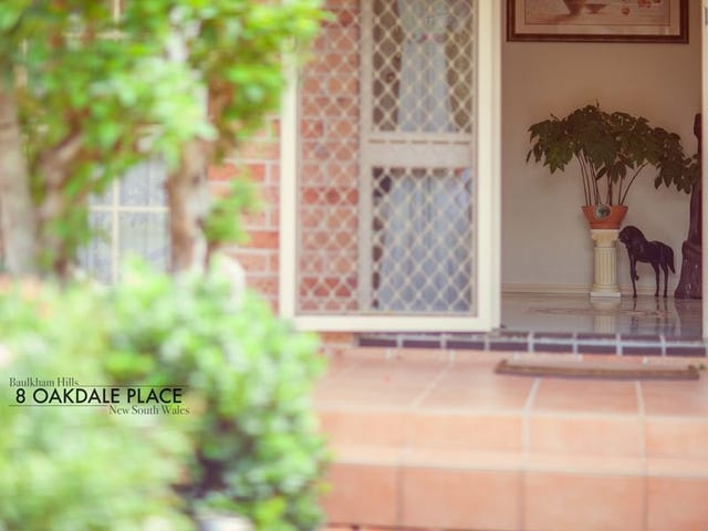 8 Oakdale Place, Baulkham Hills, NSW 2153