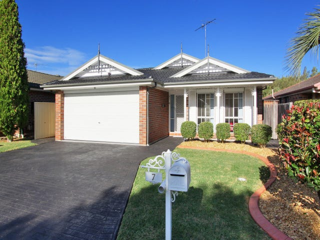 7 Flemming Grove, Doonside, NSW 2767