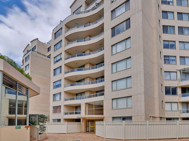 154/107-115 Pacific Highway, Hornsby, NSW 2077