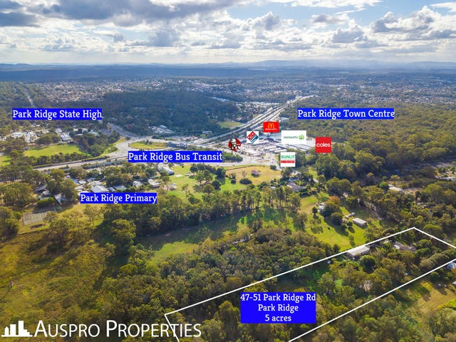 47-51 Park Ridge Rd, Park Ridge, Qld 4125