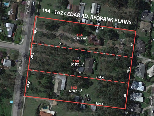 154 to 164 Cedar Road, Redbank Plains, Qld 4301