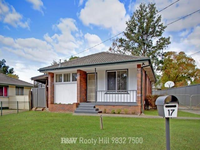 17 Forrester Road, Lethbridge Park, NSW 2770