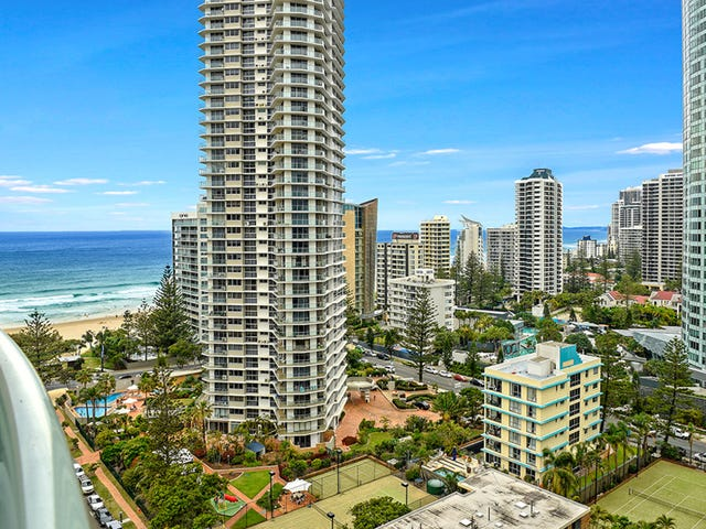 1315-1316/25 Mantra Legends Laycock Street, Surfers Paradise, Qld 4217
