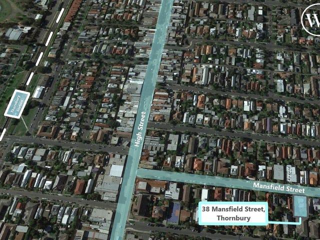38 Mansfield Street, Thornbury, Vic 3071