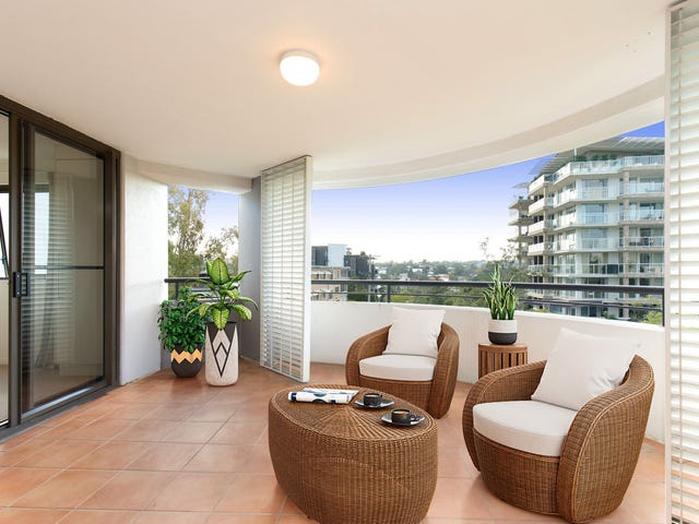 35/5-11 Chasely Street, Auchenflower, Qld 4066