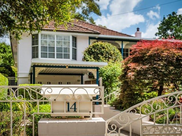 14 Wellington Road, East Lindfield, NSW 2070