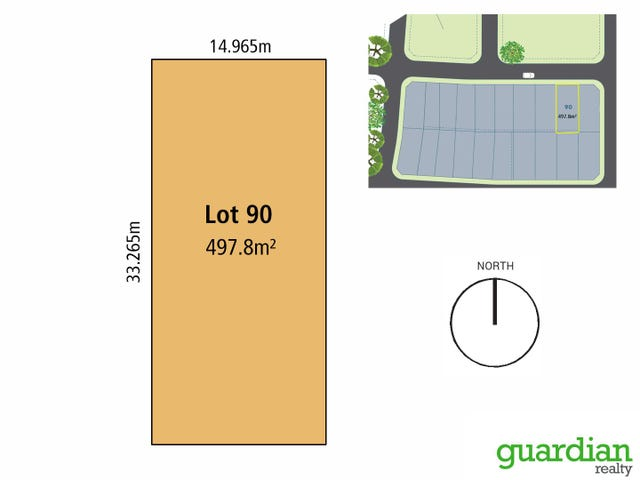 Lot 90/72-76 Terry Road, Box Hill, NSW 2765