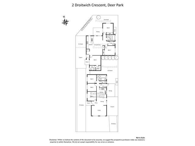 2 Droitwich Crescent, Deer Park, Vic 3023