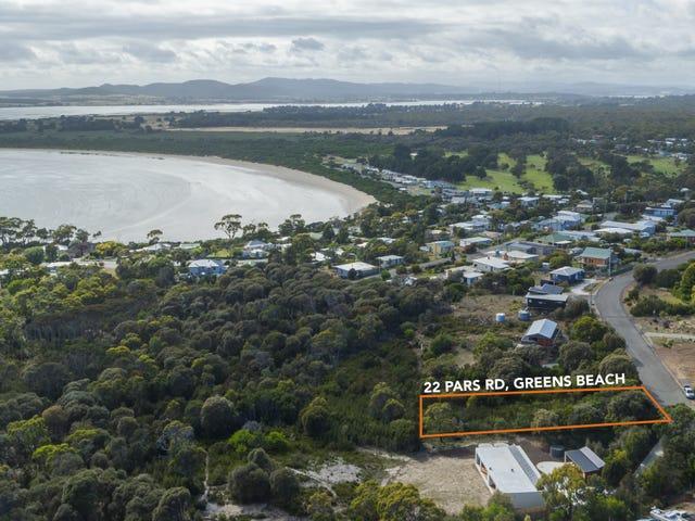 22 Pars Road, Greens Beach, Tas 7270