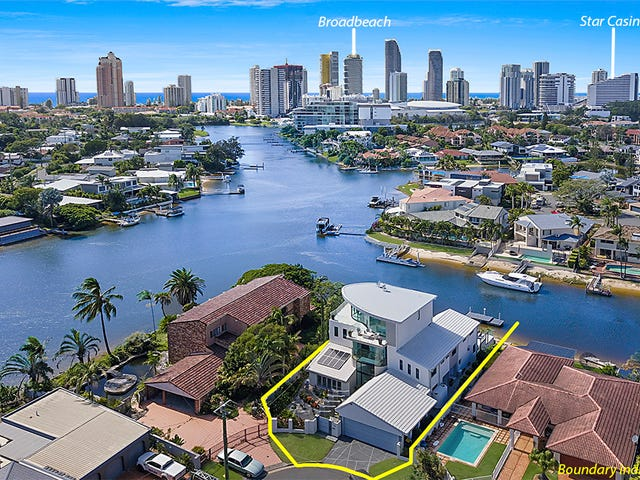 30 Andrea Avenue, Broadbeach Waters, Qld 4218