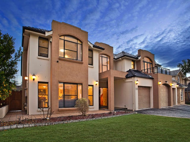 12 Applecross Avenue, Castle Hill, NSW 2154