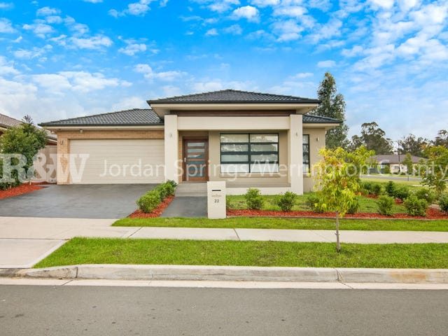 22 Killuna Way, Jordan Springs, NSW 2747