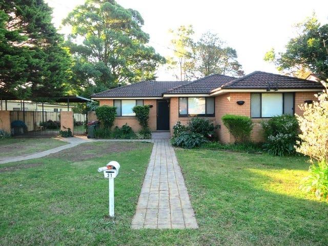 31 Rita Street, Thirlmere, NSW 2572