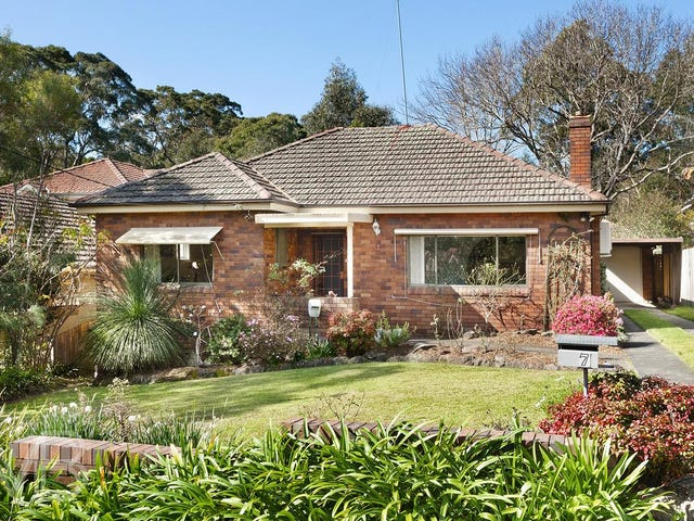 7 Abingdon Road, Roseville, NSW 2069