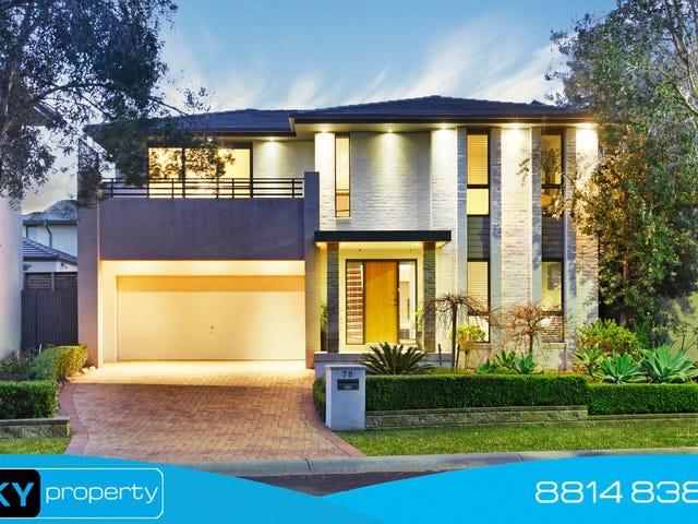 78 Bentwood Terrace, Stanhope Gardens, NSW 2768