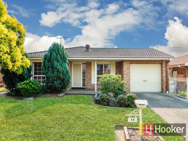 14 Merric Court, Oakhurst, NSW 2761