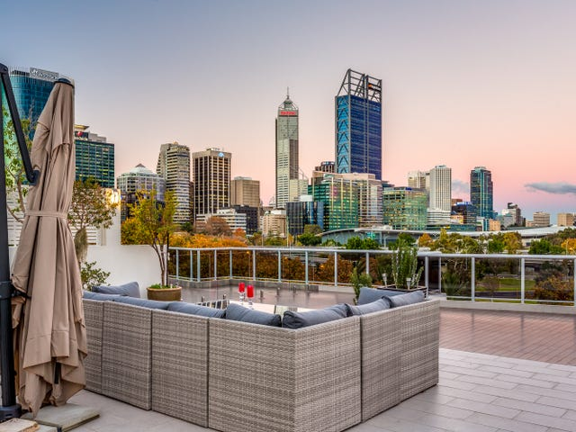 29/134 Mounts Bay Road, Perth, WA 6000