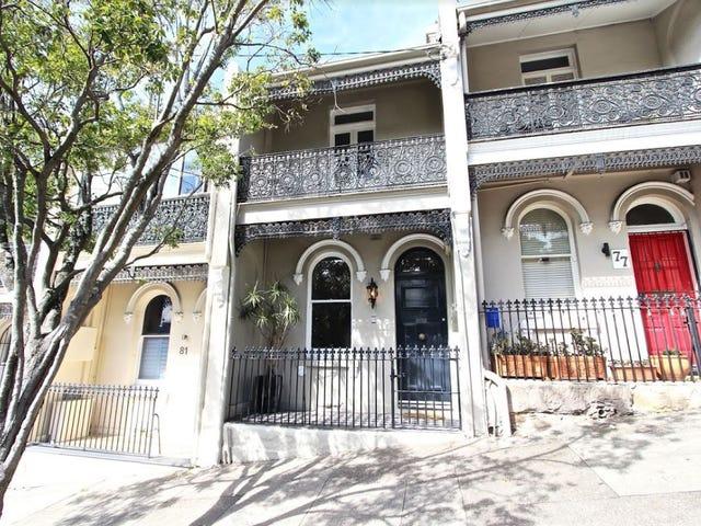 79 Elizabeth Street, Paddington, NSW 2021