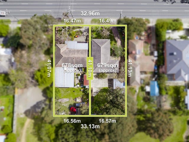 349 & 351 Springvale Road, Forest Hill, Vic 3131