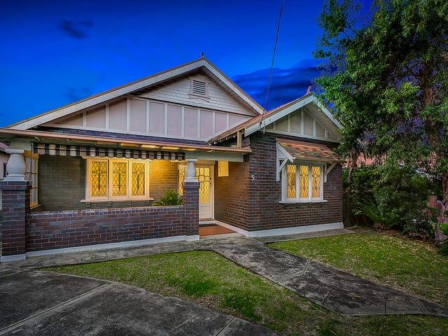 5 Rectory Avenue, Ashfield, NSW 2131