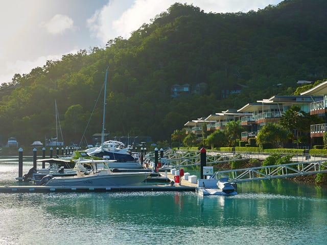 Hamilton Island, address available on request
