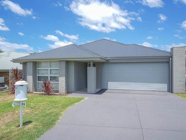 22 Redgum Circuit, Aberglasslyn, NSW 2320