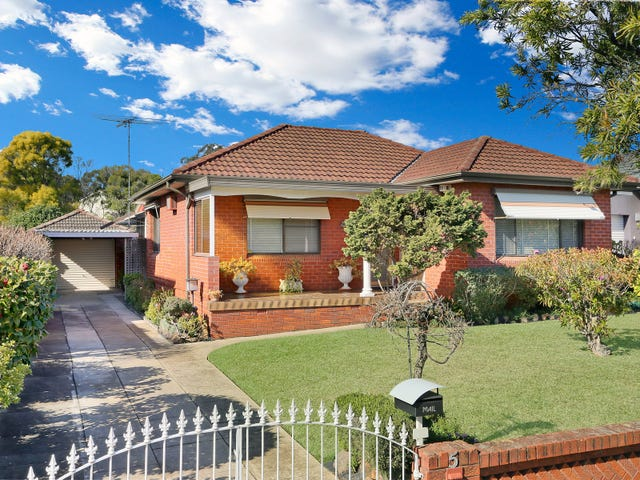 5 Vista Crescent, Chester Hill, NSW 2162
