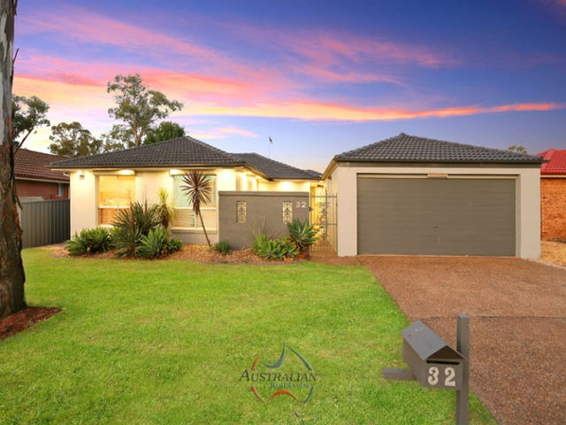 32 Blackwell Avenue, St Clair, NSW 2759